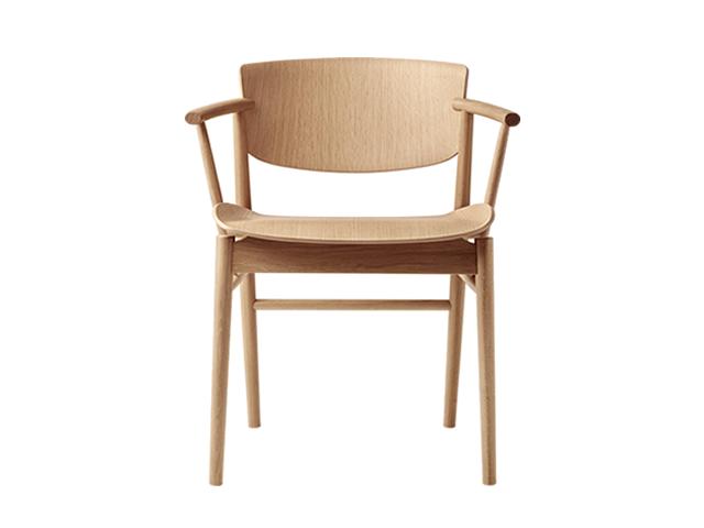 N01 エヌゼロワン FRITZ HANSEN フリッツハンセン 佐藤ナオキ チェア 椅子
