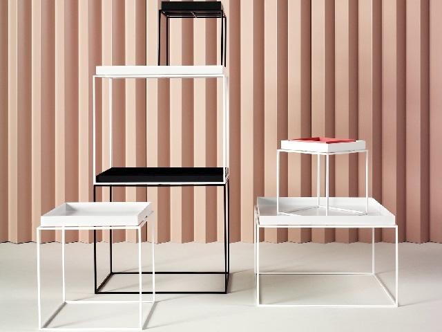 Tray Table Side table rectangular トレイテーブル サイドテーブル レキュタンギュラー HAY ヘイ