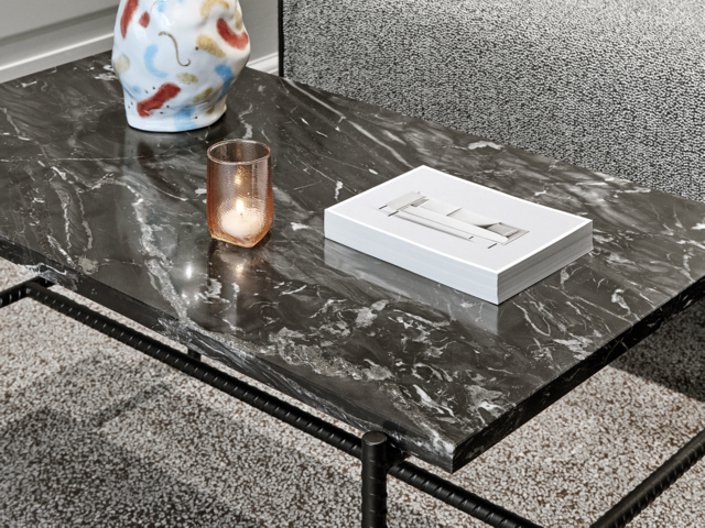 REBAR COFFEE TABLE リバーコーヒーテーブル HAY ヘイ/Sylvain Willenz