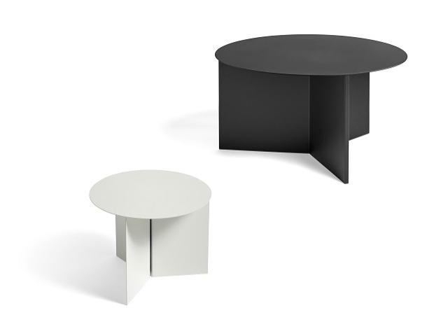 SLIT TABLE ROUND スリットテーブルラウンド HAY ヘイ/サイドテーブル 円形 Low 低い