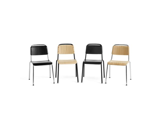 HALFTIME CHAIR 【2脚での販売】ハーフタイムチェア HAY ヘイ/椅子 レストラン 会議室