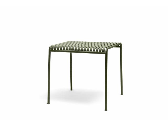 PALISSADE TABLE HAY ヘイ/ダイニングテーブル アウトドア スチール