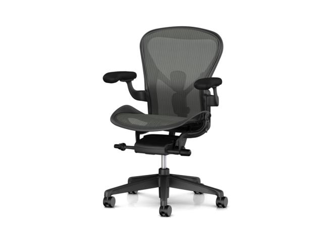 アーロン リマスタード  HermanMiller ハーマンミラー 椅子 オフィス デスクチェア ワーク