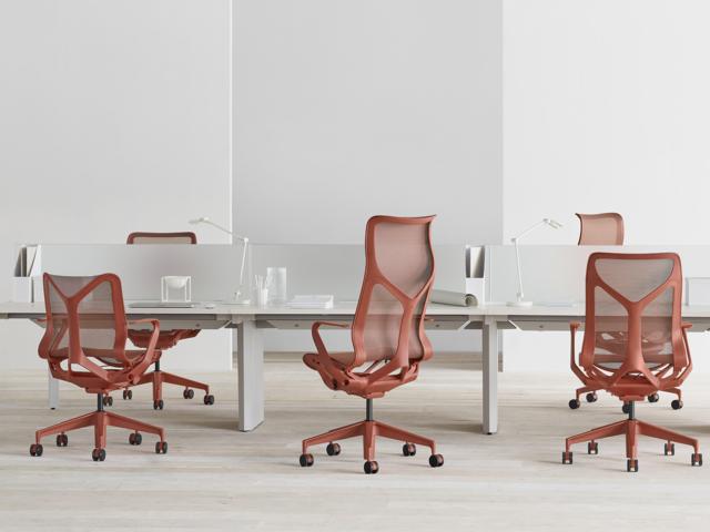 コズムチェア ディップドインカラー HermanMiller ハーマンミラー 椅子 オフィス デスクチェア ワーク
