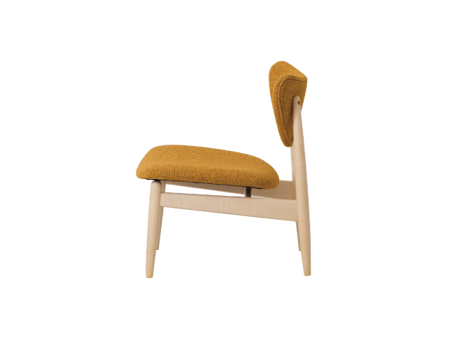 PISOLINO Low Chair ピソリーノ ローチェア 平田椅子製作所/椅子 低い ラウンジ