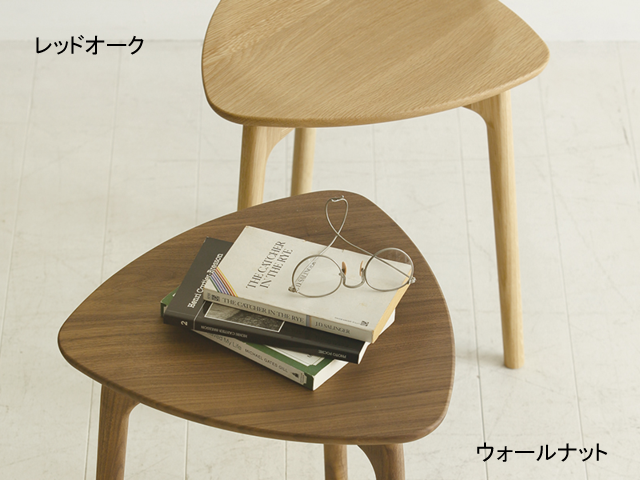 BIO High/Low Stool ビオ スツール 平田椅子製作所 木製 板座