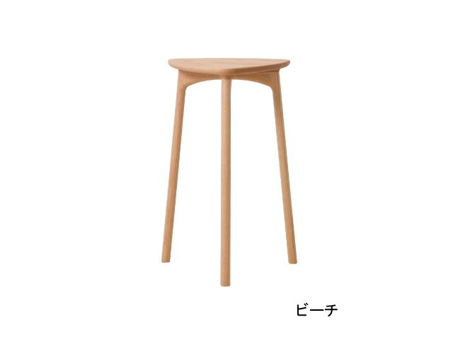 BIO Side Table ビオ サイドテーブル 平田椅子製作所 木製 軽い