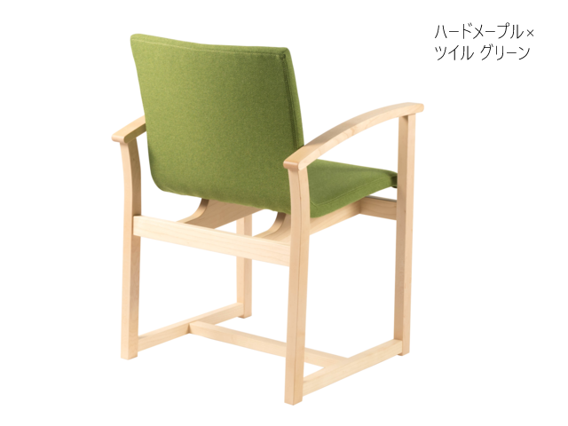 CALMO Arm Chair カルモ アームチェア 平田椅子製作所 軽い カバーリング