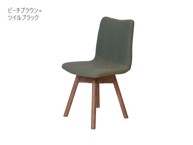 UNA Round Chair ウナ ラウンドチェア 平田椅子製作所 回転 カバーリング