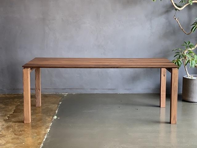FLOATINGダイニングテーブル フローティングダイニングテーブル/ HTD FURNITURE/無垢