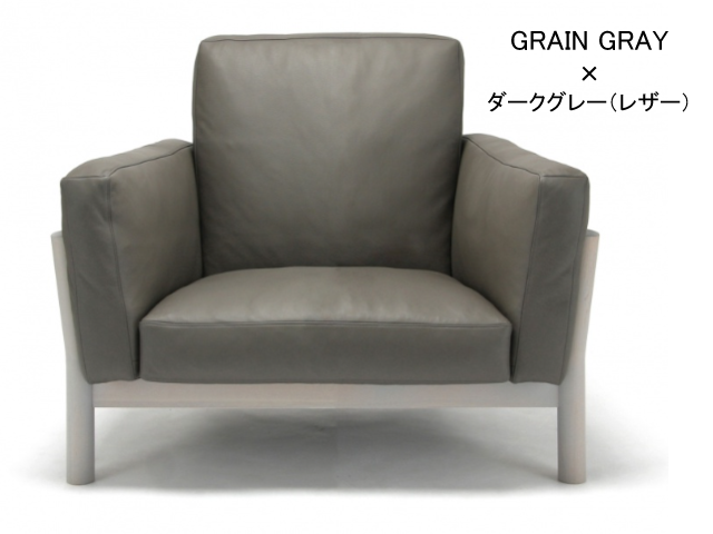 CASTOR SOFA 1-SEATER キャストールソファ1人掛け KARIMOKU NEW STANDARD カリモクニュースタンダード/ソファ BIG-GAME