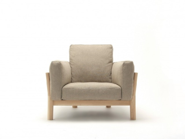 CASTOR SOFA 1-SEATER キャストールソファ1人掛け KARIMOKU NEW STANDARD カリモクニュースタンダード