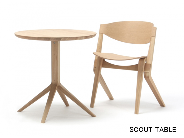 SCOUT BISTRO TABLE スカウトビストロテーブル KARIMOKU NEW STANDARD カリモクニュースタンダード