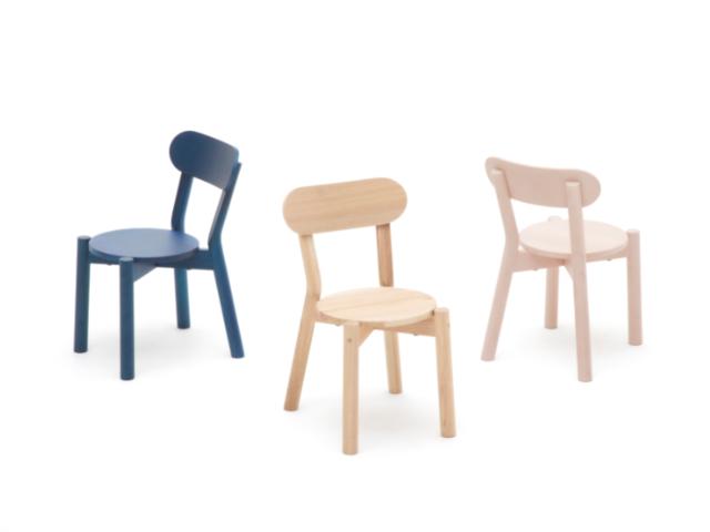 CASTOR KIDS CHAIR キャストールキッズチェア KARIMOKU NEW STANDARD カリモクニュースタンダード 子ども椅子