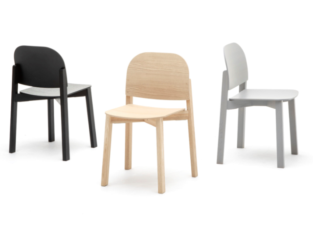 POLAR CHAIR ポーラーチェア KARIMOKU NEW STANDARD カリモクニュースタンダード 椅子