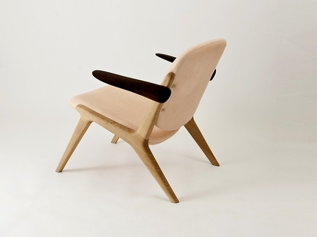 宮崎椅子製作所 ISラウンジチェア