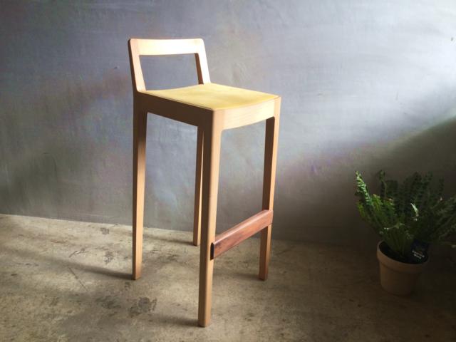 R+Rカウンターチェア 宮崎椅子製作所/小泉誠