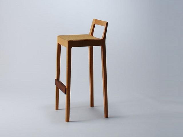宮崎椅子製作所 R+Rカウンターチェア