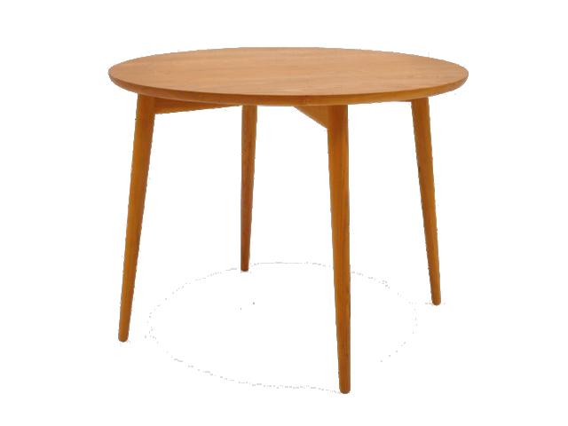 hozukiテーブル 宮崎椅子製作所/吉永圭史 4本脚 ラウンド 円卓