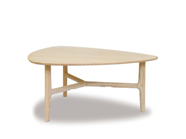 Sketch SANDALO COFFEE TABLE triangular サンダロコーヒーテーブル83 moda en casa モーダエンカーサ/センターテーブル