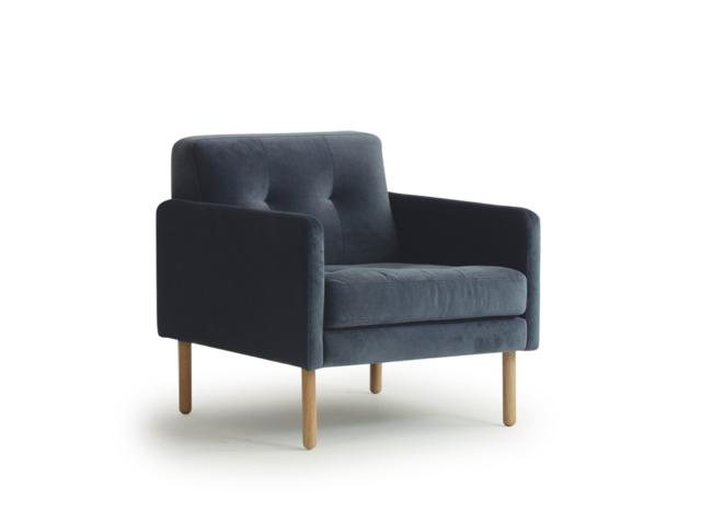 ORPHAN chair オーファンチェア moda en casa モーダエンカーサ/椅子 1人掛けソファ