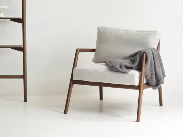 Wooden Stories NYSSE chair ニッセチェア moda en casa モーダエンカーサ/椅子 1人掛けソファ