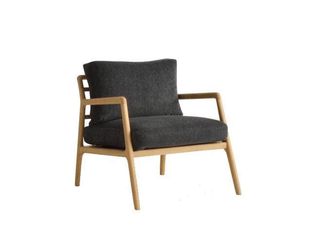 NYSSE chair ニッセチェア moda en casa モーダエンカーサ/椅子 1人掛け ソファ