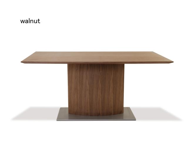 PIAZZA 160 table ピアッザ160テーブル moda en casa モーダエンカーサ/ダイニングテーブル