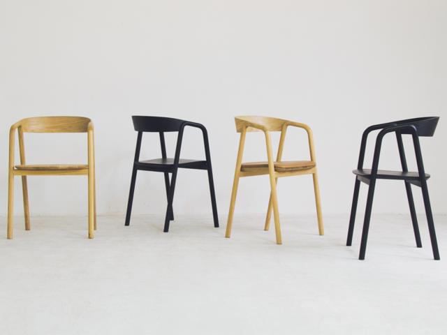 Sketch INLAY chair スケッチインレーチェア moda en casa モーダエンカーサ/椅子