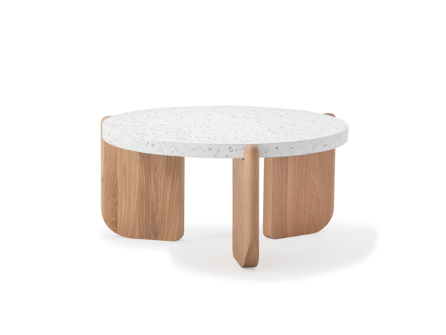 NATIVE coffee table ネイティブコーヒーテーブル moda en casa モーダエンカーサ ラウンドテーブル 円形
