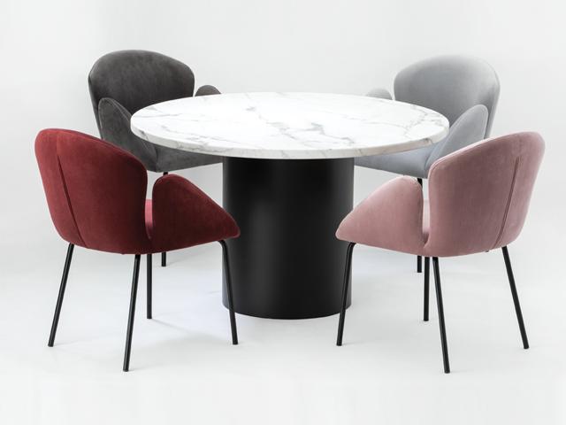 TULIP chair チューリップチェア moda en casa モーダエンカーサ 椅子 ナノファイバー カラフル