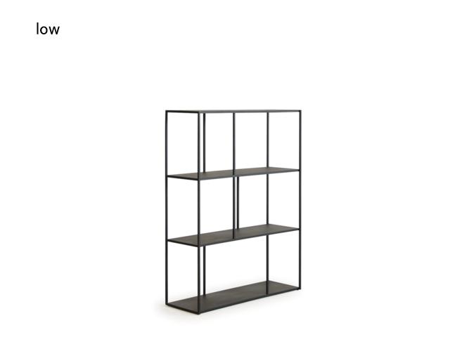 GRILLO shelf tall/low グリロ シェルフ moda en casa モーダエンカーサ 飾り棚 ラック