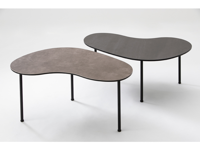 BEAN coffee table tall/low ビーンコーヒーテーブル Sketch moda en casa モーダエンカーサ ロー センター