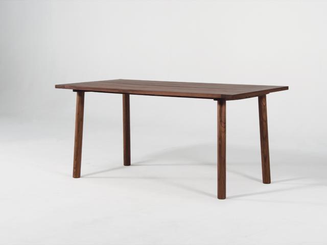 COCO table ココ テーブル moda en casa モーダエンカーサ/ダイニングテーブル 無垢材