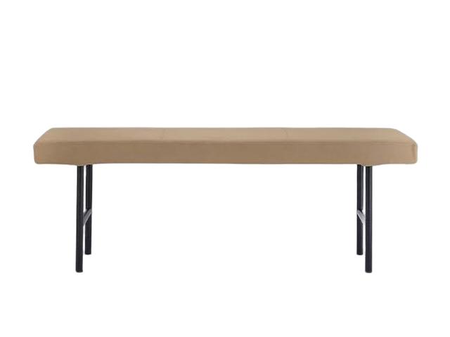 pipa bench ピパベンチ moda en casa モーダエンカーサ ダイニングチェア 長椅子 クッション付き