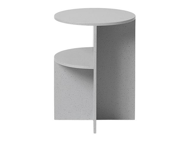 HALVES SIDE TABLE サイドテーブル muuto ムート ラウンド