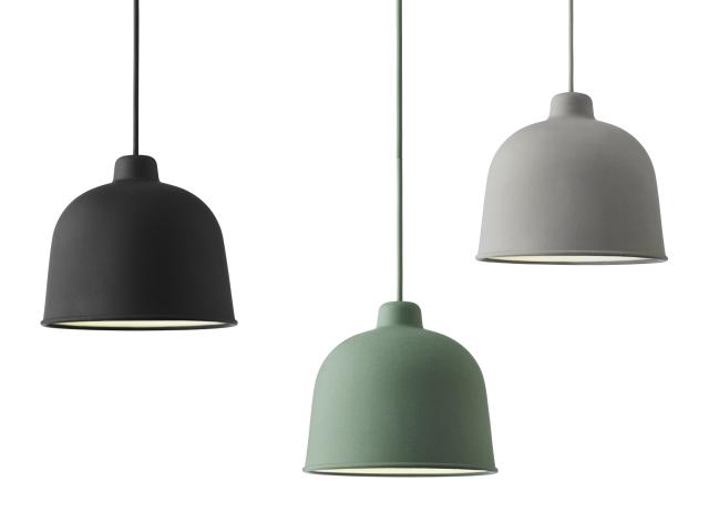 GRAIN PENDANT LAMP muuto ムート 照明 ランプ 電気 ペンダント ライト