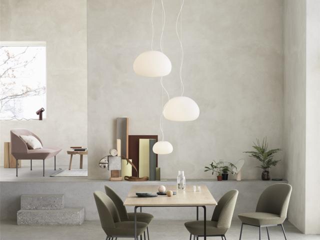 FLUID PENDANT LAMP muuto ムート 照明 ランプ 電気 ペンダント ライト