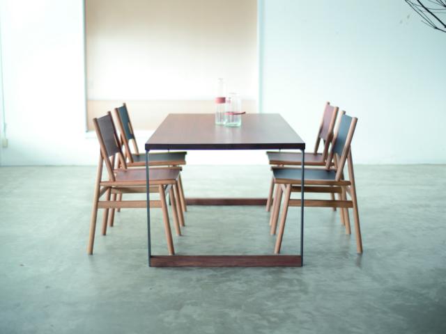 Dining Table MONO ダイニングテーブル モノ NO WHERE LIKE HOME ノーウェアライクホーム