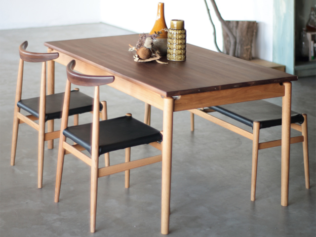 Dining Table LYS ダイニングテーブルリス NOWHERE LIKE HOME ノーウェアライクホーム