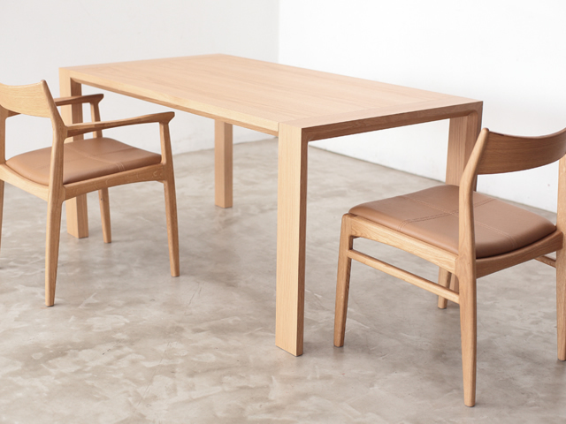 Dining Table OWEN ダイニングテーブル オーウェン NOWHERE LIKE HOME ノーウェアライクホーム