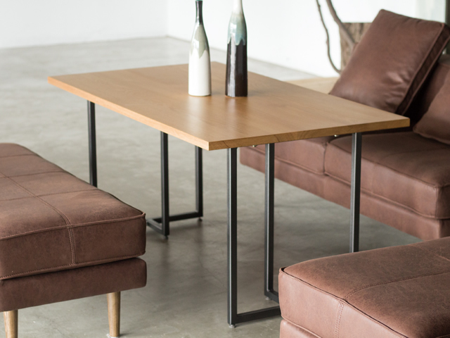 Living Dining Table ALO リビングダイニングテーブル アーロ NOWHERE LIKE HOME ノーウェアライクホーム