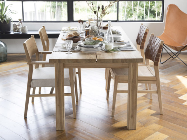 Dining Table TUSKER ダイニングテーブルタスカ― NOWHERE LIKE HOME ノーウェアライクホーム
