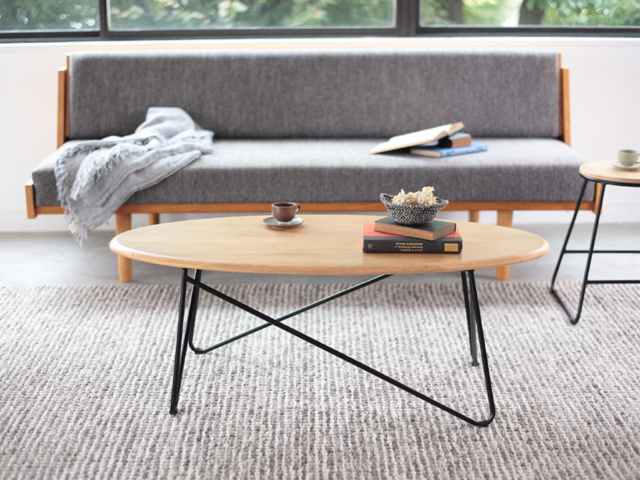 Center Table DENALI センターテーブル デナリ NOWHERE LIKE HOME ノーウェアライクホーム