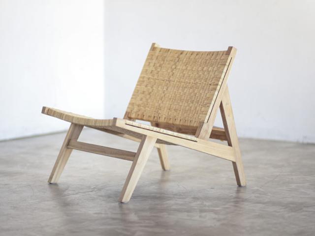 Lounge Chair TUSKER ラウンジチェア タスカ― NOWHERE LIKE HOME ノーウェアライクホーム ラタン