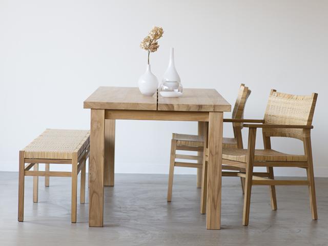 Dining Chair TUSKER Lattan ダイニングチェア タスカ― ラタン NOWHERE LIKE HOME ノーウェアライクホーム