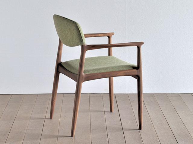ノース アームチェア SIKI FURNITURE シキファニチア/椅子