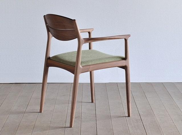 ユーロ アームチェア SIKI FURNITURE シキファニチア/椅子
