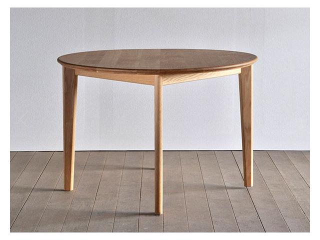 ユーロ ラウンド ダイニングテーブル SIKI FURNITURE シキファニチア/円形テーブル