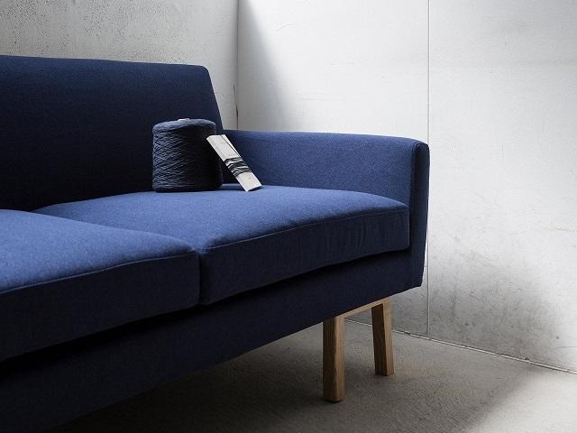 float sofa 3seater フロートソファ 3人掛け SIEVE シーブ/カバーリング